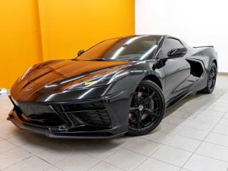 Used 2020 Chevrolet Corvette 3LT CONVERTIBLE *Z51 PACKAGE* BOSE *BREMBO* PROMO for sale in St-Jérôme, QC