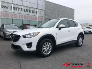 Used 2016 Mazda CX-5 GS+TOIT+BLUETOOTH+CAMÉRA DE RECUL+MAGS 17+AUTO+A/C for sale in St-Hubert, QC