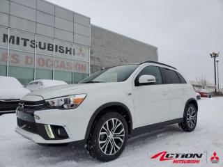 Used 2018 Mitsubishi RVR GT+CUIR+TOIT PANO+AWD+APPLE CARPLAY+MAGS 18+ROCKFO for sale in St-Hubert, QC