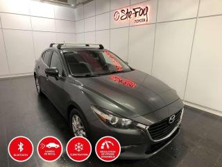Used 2018 Mazda MAZDA3 GS - TOIT OUVRANT - VOLANT CHAUFFANTS - MAGS for sale in Québec, QC