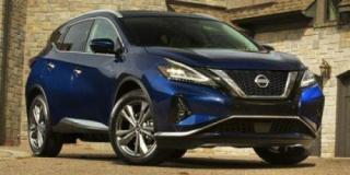 New 2020 Nissan Murano SL for sale in Swift Current, SK