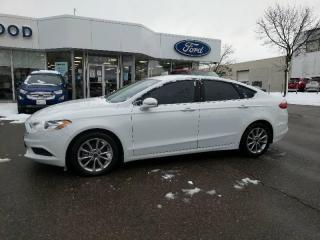 Used 2017 Ford Fusion SE for sale in Mississauga, ON