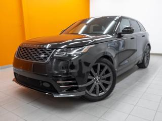 Used 2018 Land Rover Range Rover Velar P380 HSE AWD NAV SIÈGES MASSAGE CUIR *TOIT PANO* for sale in St-Jérôme, QC