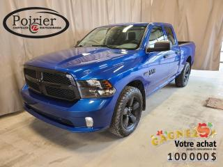 Used 2019 RAM 1500 Classic Express Uconnect 8.4 for sale in Rouyn-Noranda, QC
