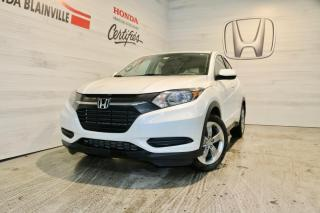 Used 2017 Honda HR-V LX for sale in Blainville, QC