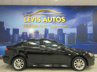 Used 2015 Mitsubishi Lancer 72900 KM MANUEL 5 VITESSES TRES PROPRE for sale in Lévis, QC