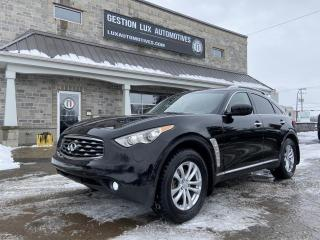 Used 2010 Infiniti FX35 Traction intégrale, 4 portes for sale in St-Eustache, QC