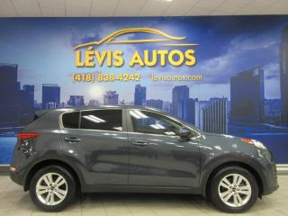 Used 2018 Kia Sportage LX 3440 KM CAMERA DE RECUL BLUETOOTH BAN for sale in Lévis, QC