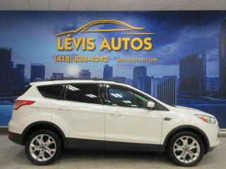 Used 2013 Ford Escape SE AWD 90300 KM GPS BANC CHAUFFANT BLUET for sale in Lévis, QC