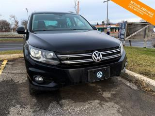 Used 2013 Volkswagen Tiguan Auto 4Motion Highline + Très Bas Kilo + Cuir for sale in Québec, QC