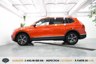 Used 2018 Volkswagen Tiguan Highline 4MOTION + Toit + Caméra for sale in Québec, QC