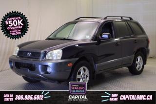 Used 2004 Hyundai Santa Fe GL AWD for sale in Regina, SK