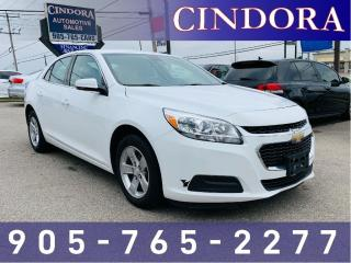Used 2016 Chevrolet Malibu LT Limited for sale in Caledonia, ON