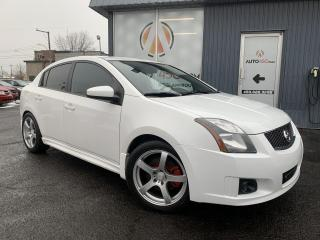 Used 2012 Nissan Sentra ***SE-R,SPEC-V,PNEUS D'HIVER,TOIT,NAV*** for sale in Longueuil, QC
