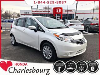 Used 2015 Nissan Versa Note SV**AUTOMATIQUE**34 580 KM** for sale in Charlesbourg, QC