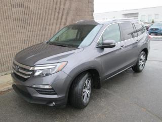 Used 2017 Honda Pilot 4 RM 4 portes EX-L avec Navi for sale in Gatineau, QC
