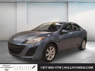 Used 2010 Mazda MAZDA3 4dr Sdn Auto GX for sale in Gatineau, QC