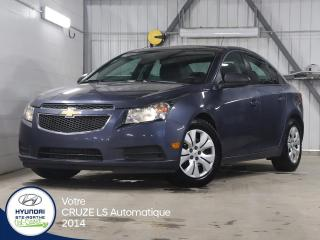 Used 2014 Chevrolet Cruze LS 4 portes automatique for sale in Val-David, QC