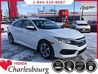 Used 2018 Honda Civic LX**AUCUN ACCIDENT** for sale in Charlesbourg, QC
