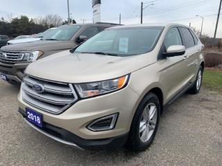 Used 2018 Ford Edge SEL for sale in New Hamburg, ON
