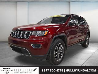 Used 2019 Jeep Grand Cherokee Limited for sale in Gatineau, QC