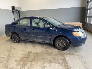 Used 2004 Toyota Corolla 4DR SDN CE AUTO for sale in Joliette, QC