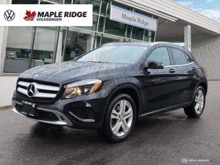 Used 2016 Mercedes-Benz GLA GLA 250 for sale in Maple Ridge, BC