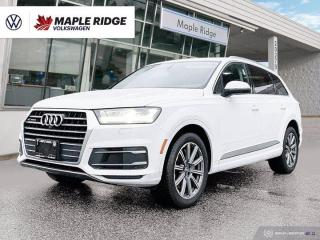 Used 2018 Audi Q7 Technik for sale in Maple Ridge, BC