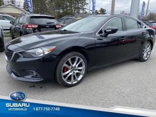 Used 2015 Mazda MAZDA6 2.5L ** GT ** CUIR, TOIT OUVRANT for sale in Victoriaville, QC