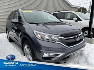 Used 2015 Honda CR-V AWD ** EX ** TOIT OUVRANT for sale in Victoriaville, QC