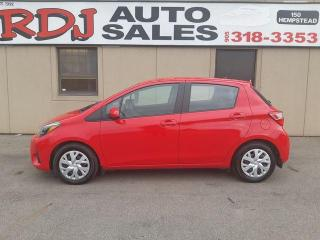 Used 2018 Toyota Yaris LE ONLY 6000KM,ACCIDENT FREE for sale in Hamilton, ON