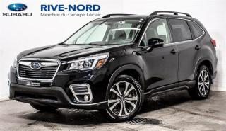 Used 2020 Subaru Forester Limited EyeSight NAVI+CUIR+TOIT.OUVRANT for sale in Boisbriand, QC
