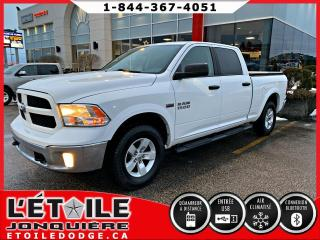 Used 2017 RAM 1500 Cabine multiplaces 4x4 V8 Outdoorsman for sale in Jonquière, QC