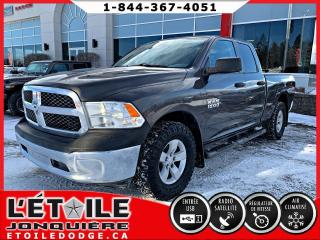 Used 2016 RAM 1500 Cabine quad 4x4 ST V6 for sale in Jonquière, QC
