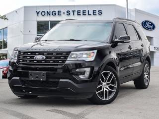 Used 2017 Ford Explorer SPORT for sale in Thornhill, ON