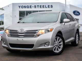 Used 2011 Toyota Venza for sale in Thornhill, ON