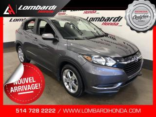 Used 2018 Honda HR-V LX|AWD|CAM| for sale in Montréal, QC