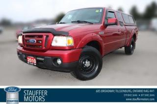 Used 2010 Ford Ranger XL for sale in Tillsonburg, ON