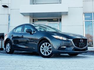 Used 2017 Mazda MAZDA3 GS for sale in Kingston, ON