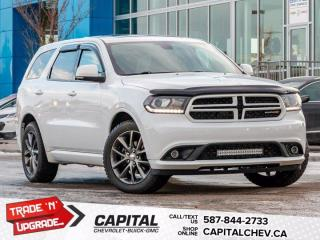 Used 2017 Dodge Durango GT for sale in Calgary, AB