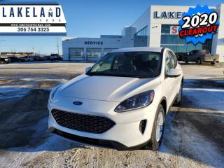 New 2020 Ford Escape SE 4WD  - Heated Seats -  Android Auto - $196 B/W for sale in Prince Albert, SK