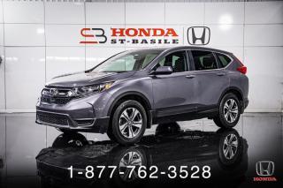Used 2017 Honda CR-V LX + AWD + A/C + CAMERA + WOW! for sale in St-Basile-le-Grand, QC