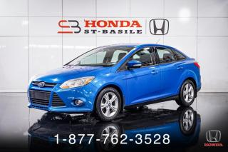 Used 2013 Ford Focus SE + AUTO + A/C + CRUISE + MAGS + WOW! for sale in St-Basile-le-Grand, QC