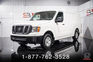 Used 2017 Nissan NV 2500 NV2500 + S + V6 + A/C + CRUISE + WOW! for sale in St-Basile-le-Grand, QC