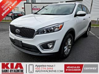 Used 2017 Kia Sorento LX V6 AWD ** CAMÉRA DE RECUL / MAGS for sale in St-Hyacinthe, QC