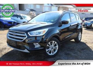 Used 2017 Ford Escape 4WD 4dr SE for sale in Whitby, ON