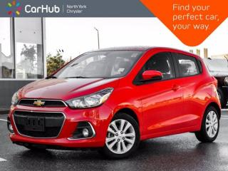 Used 2018 Chevrolet Spark Hatch 1LT CVT Backup Camera Apple CarPlay/Android Auto for sale in Thornhill, ON