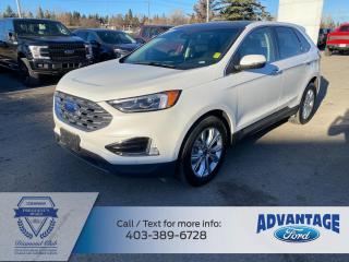Used 2020 Ford Edge Titanium for sale in Calgary, AB