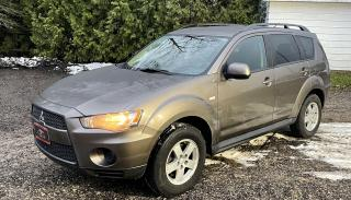 Used 2013 Mitsubishi Outlander ES for sale in Tiny, ON