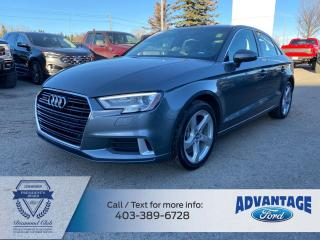 Used 2019 Audi A3 45 Komfort for sale in Calgary, AB